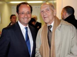 François_Hollande_&_Stéphane_Hessel