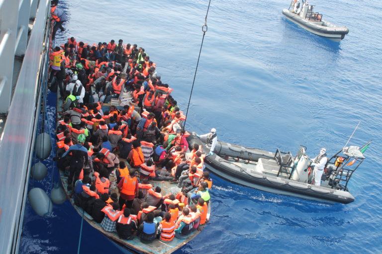 Immigration. L'Aquarius dans le viseur des gardes-côtes libyens