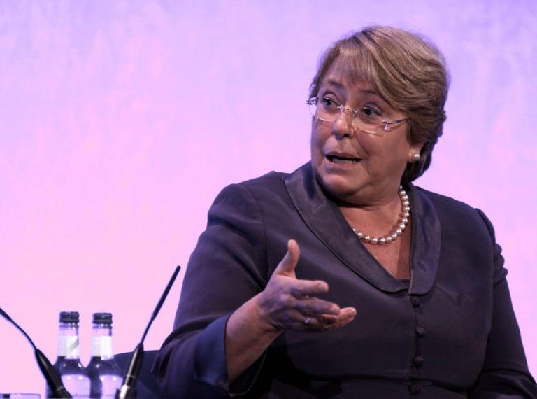 Du Chili à l'ONU, l'Internationale socialiste de Michelle Bachelet