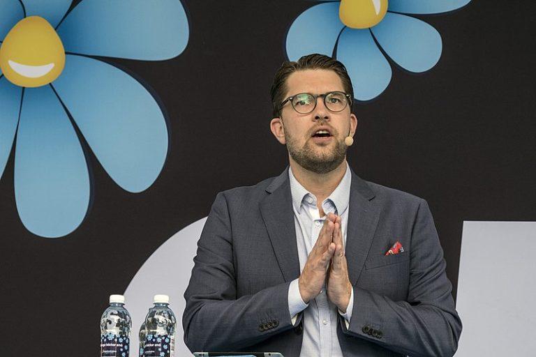 Les Démocrates de Suède, trouble-fêtes anti-immigration des élections législatives