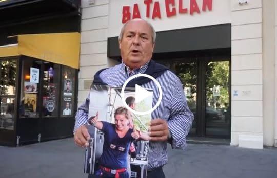 « Pas de Médine au Bataclan » : un appel au respect des victimes du 13 novembre