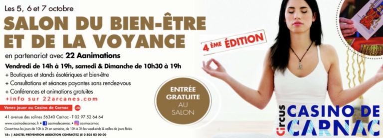 Carnac. Un salon « Bien-Etre et développement personnel » en octobre