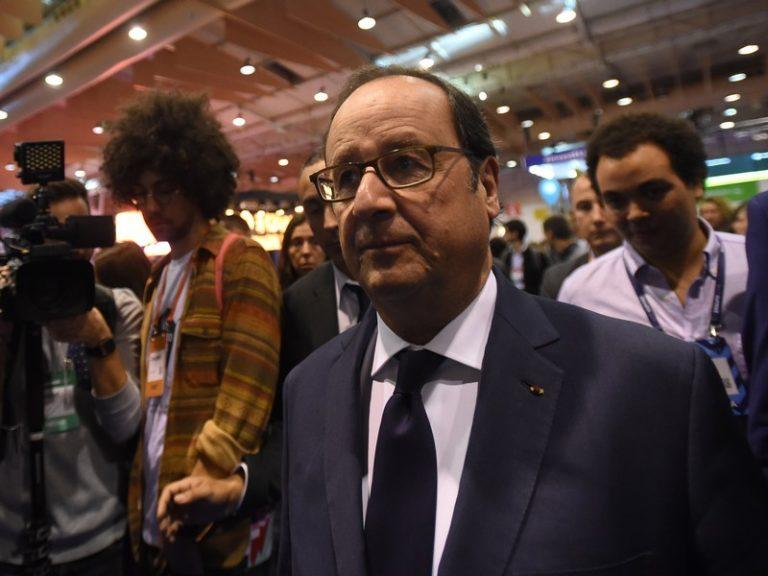 François Hollande, l'ami des « très riches »
