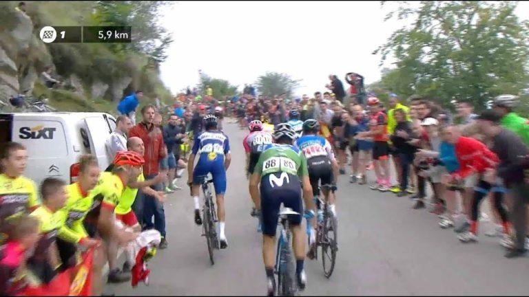 Vuelta 2018. Le triomphe de Pinot sur la 15ème étape ! [Vidéo]