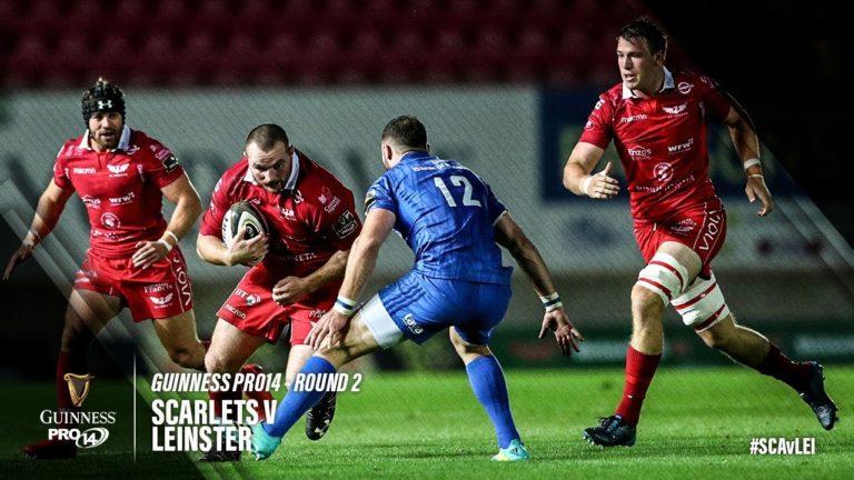Rugby. Ospreys, Glasgow, Benetton et Ulster sur leur lancée en Pro 14 [Vidéo]
