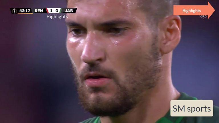 Stade Rennais – Jablonec (2-1) : une victoire historique [vidéo]