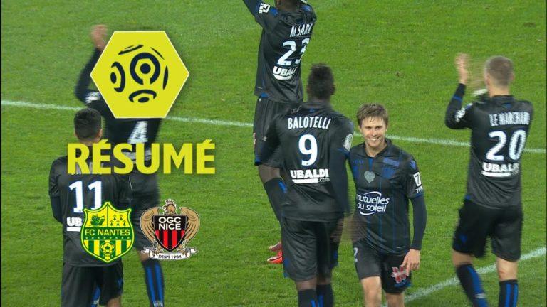 Nantes – Nice (1-2) : le FCN s'enfonce un peu plus [Vidéo]