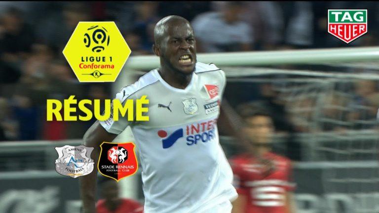 Football. Le Stade Rennais chute à Amiens (2-1) [Vidéo]