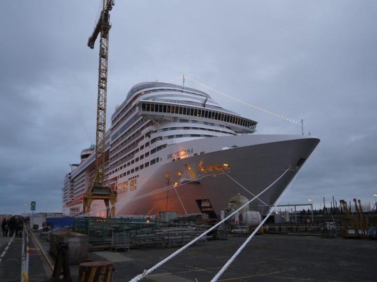 Nouvelle menace sur la navale à Saint-Nazaire ? Un interminable feuilleton