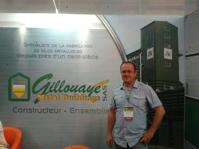 A Guichen (35) Gillouaye fabrique des silos depuis 52 ans