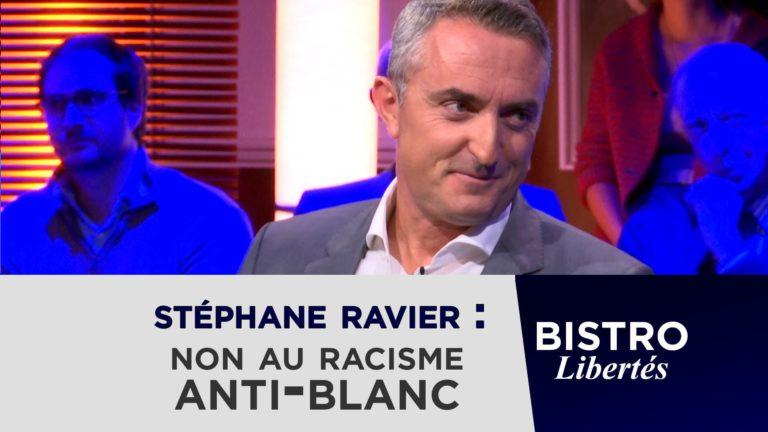 Racisme anti-blanc, Vegans : Stéphane Ravier en débat sur Bistro Libertés [Vidéo]