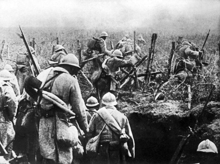 11 novembre 2018 à Vannes : un hommage aux soldats bretons de la Grande guerre