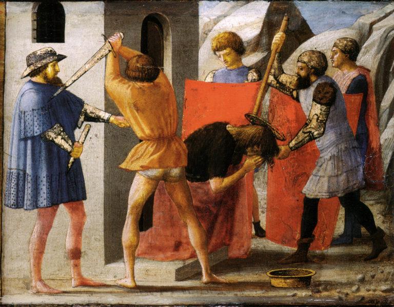 San giovanni Battista, exceptionnel oratorio de Stradella à Nantes, Rennes et Angers en Novembre