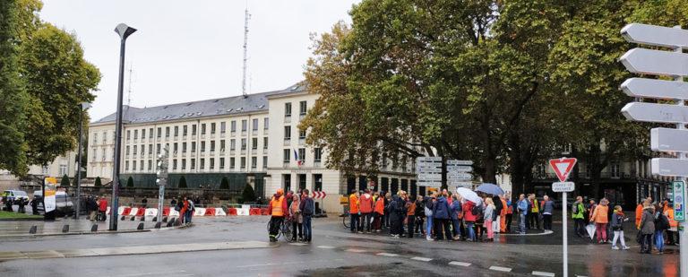 Pas de «vague orange» pour SOS Méditerranée en Bretagne