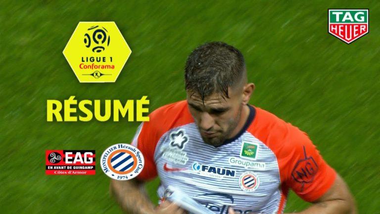 EA Guingamp – Montpellier (1-1) : le résumé en vidéo