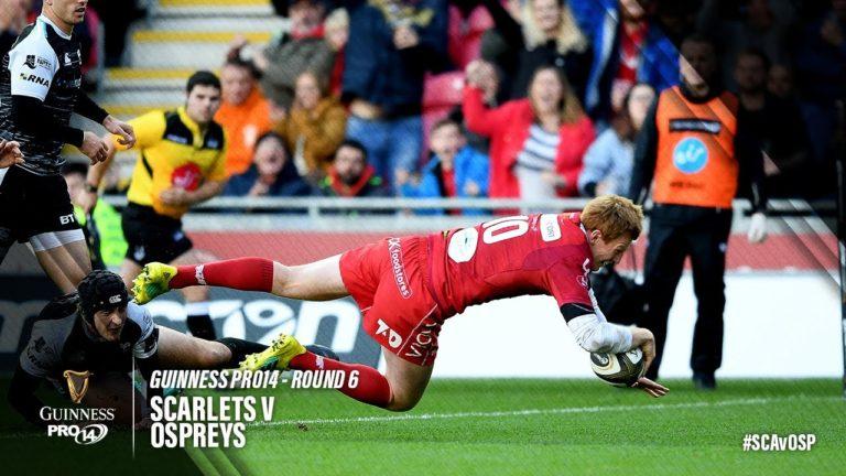 Rugby. Pro 14 : Glasgow, Scarlets et Leinster prêts pour la Champions Cup