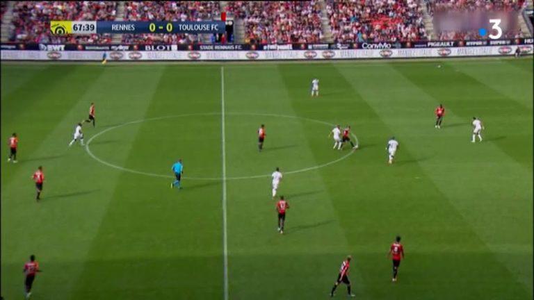 Vidéo. Le Stade Rennais concède le nul face à Toulouse (1-1)