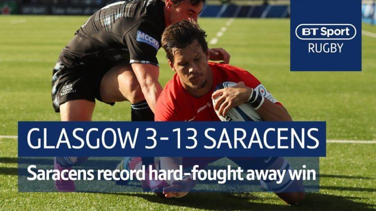 Champions Cup rugby. Le Leinster impressionne, les Saracens solides, le Racing et Toulouse font un hold-up [Vidéo]