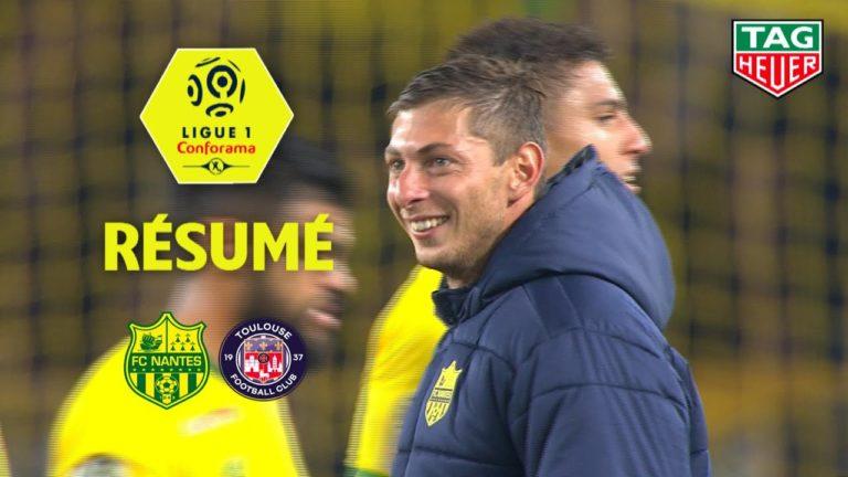 FC Nantes – Toulouse (4-0) : le résumé en vidéo