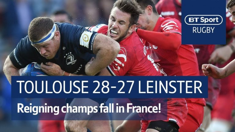 Champions Cup rugby. L'exploit du Stade Toulousain, les résumés des matchs en vidéo