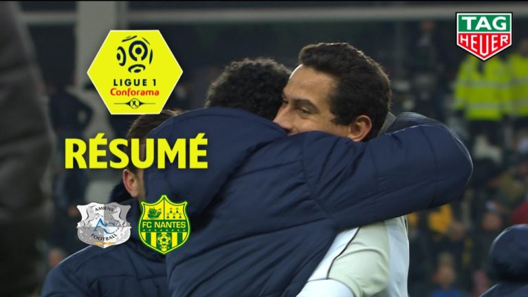 Amiens SC – FC Nantes (1-2) : décollage, enfin [Vidéo]