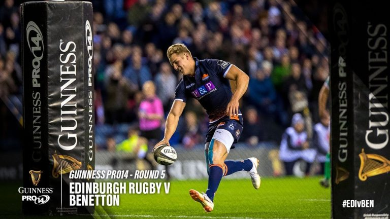 Pro 14 rugby. Le Leinster et Glasgow caracolent en tête [Vidéo]