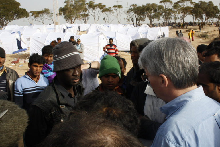 Crise sociale. 15 millions d'euros pour l'emploi de demandeurs d'asile
