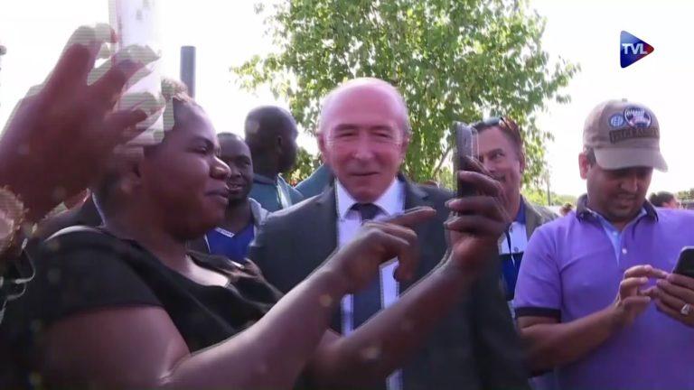 Collomb : le nouveau choc de Macron [Vidéo]