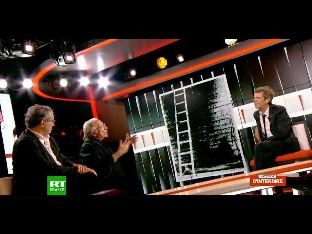 Interdit d'interdire : Frédéric Taddeï présente le premier numéro de son émission dédié à la culture