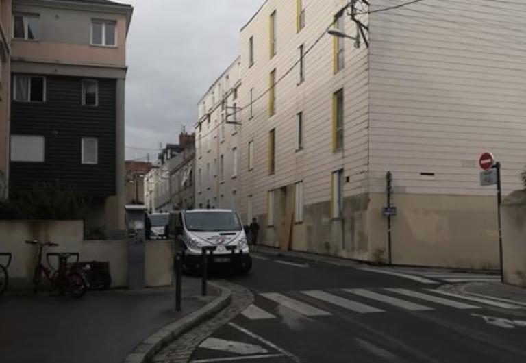 Squats de migrants bd Amiral Courbet à Nantes: trois mois de sursis