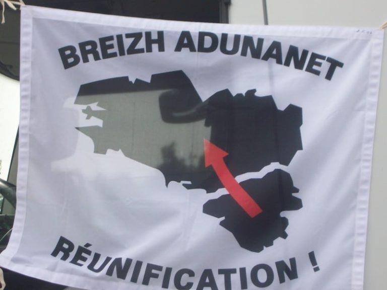 Réunification bretonne : l'association VigiBretagne en appelle aux bonnes volontés