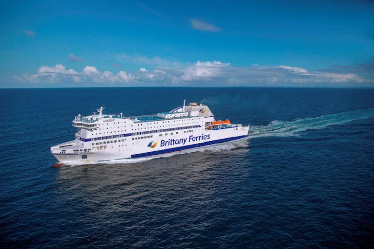Une nouvelle identité visuelle pour Brittany Ferries