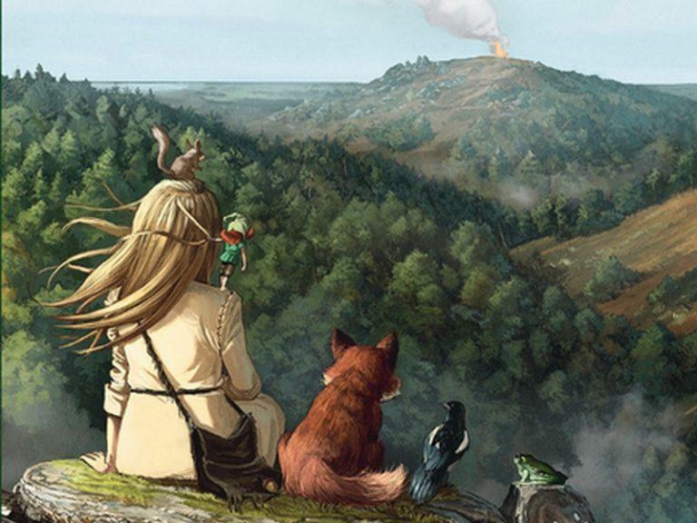 Brocéliande, forêt du petit peuple, tome 6 (bande dessinée)