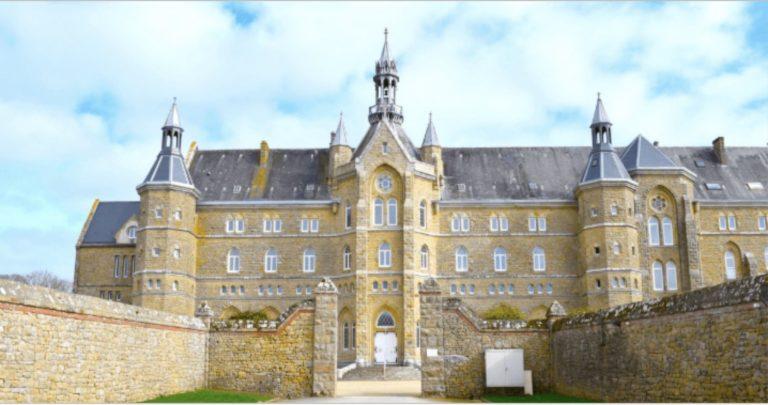 Découverte. L'abbaye Saint-Michel de Kergonan (56)