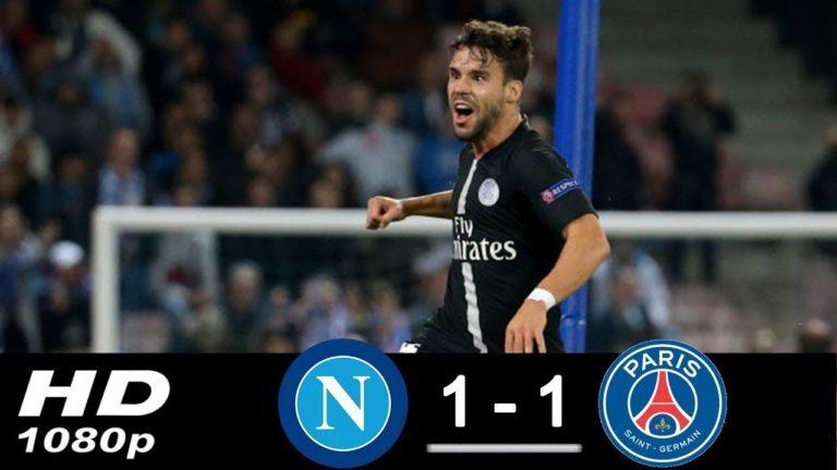 Ligue des Champions. Naples-PSG (1-1), Monaco-Bruges (0-4) : le résumé de tous les matchs [vidéo]