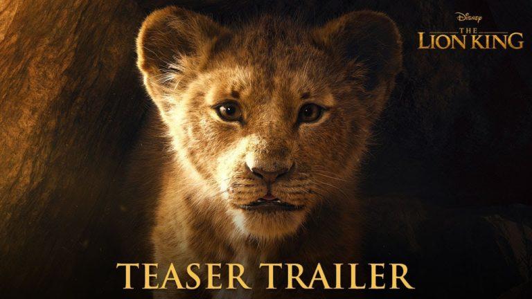 Le Roi Lion. Découvrez la bande annonce qui sortira en film en 2019