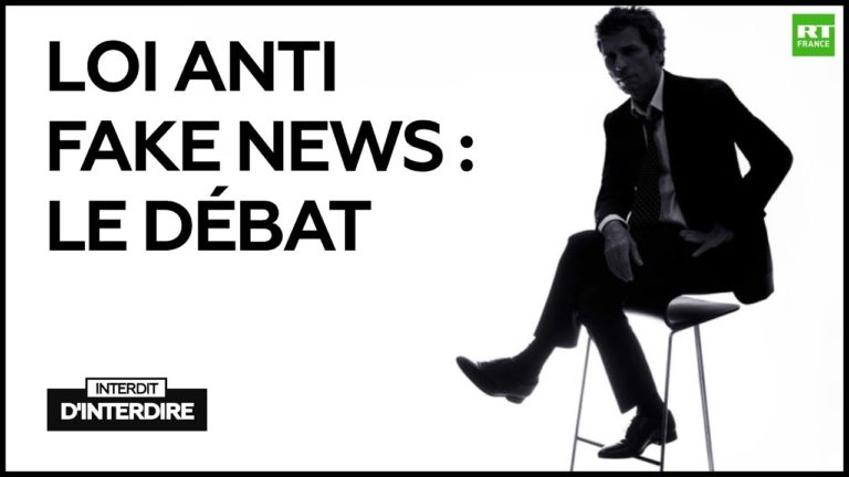 Loi anti fake news : le débat en vidéo
