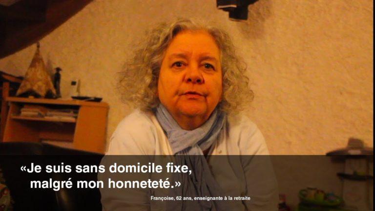 Expulsion de Françoise Le Clanche : des bénévoles, avec La France Rebelle, organisent son déménagement