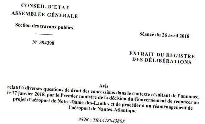 Abandon de Notre-Dame-des-Landes: vers une indemnisation d'AGO bien inférieure à ce qu'annonçaient les partisans du projet