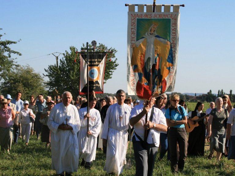 Bernard Rio : Le retour des pèlerinages