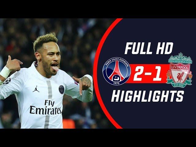 PSG-Liverpool (2-1) : la soirée de ligue des champions en vidéo