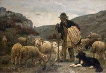 Paul_Vayson_Berger_et_ses_moutons
