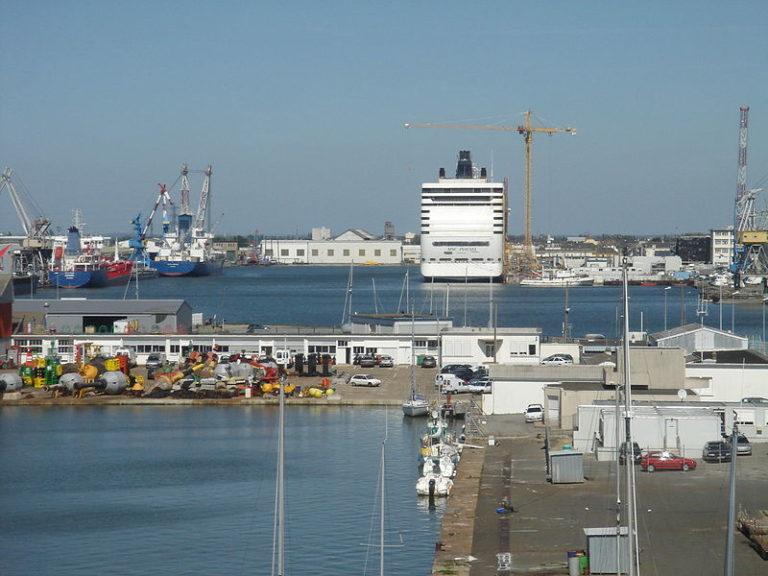 Insolite. Visiter le port de Nantes Saint-Nazaire, ce voisin inconnu [Vidéo]