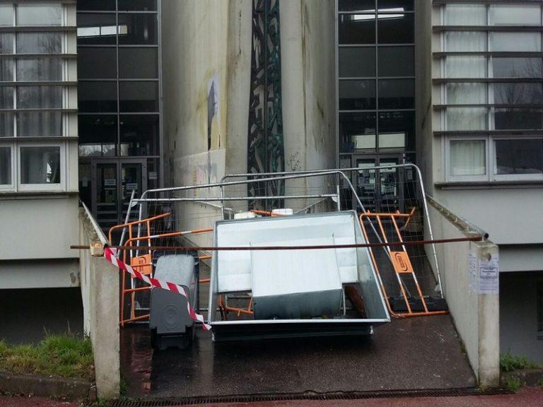 Nantes. Blocage de lycées et d'un campus de l'Université : c'est reparti pour un tour…