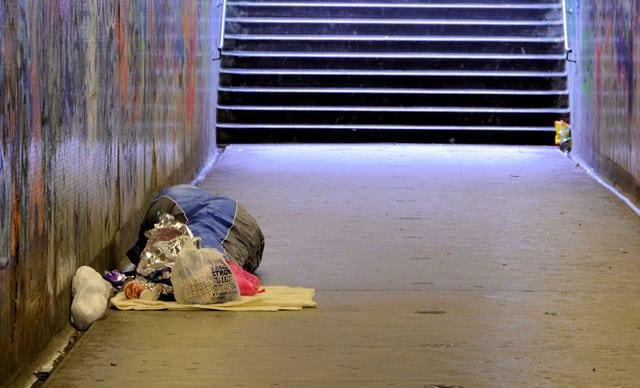 Pauvreté en Irlande. 10 000 sans abri recensés à Noël