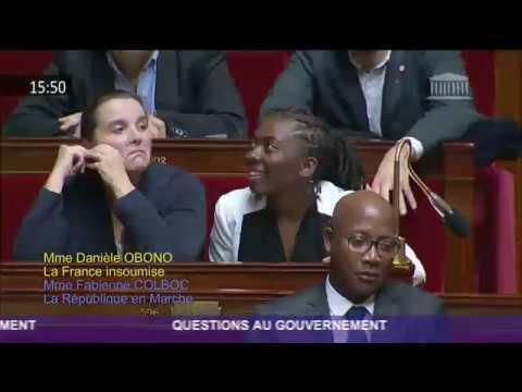 Bolos à l'Assemblée nationale : mais pour qui se prend la communiste Danièle Obono ?
