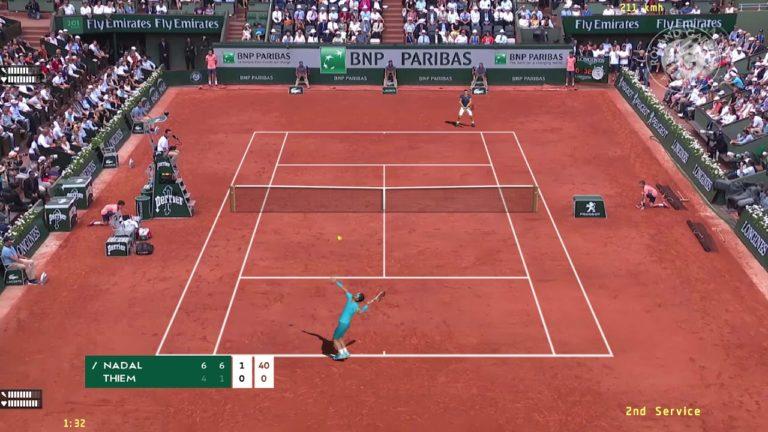 Tennis Elbow. On a trouvé la meilleure simulation de tennis existante ! [Interview]