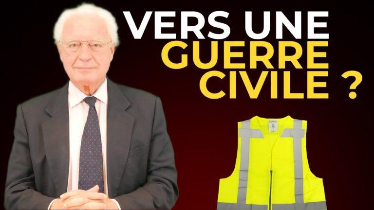 Gilets Jaunes : Vers une Guerre Civile ? [Vidéo]