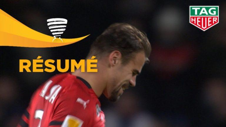 Coupe de la Ligue. Le Stade Rennais et EA Guingamp s'offrent deux quarts de finale