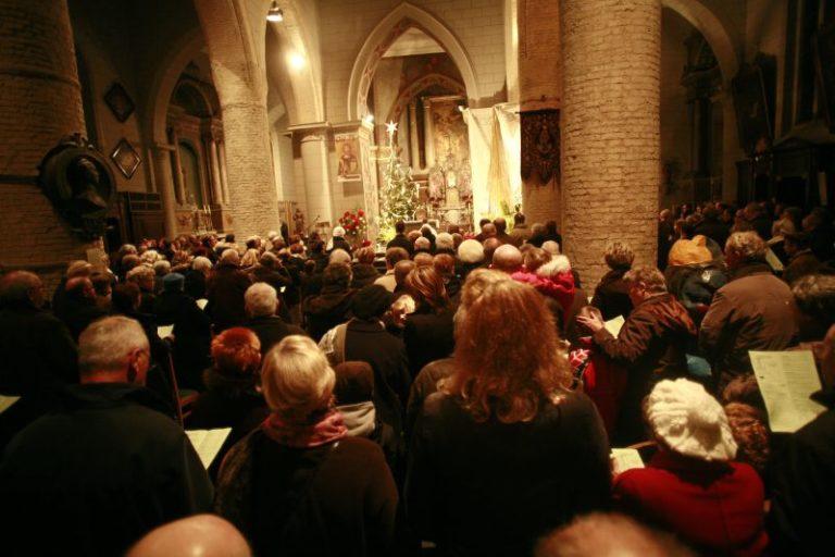 Messe de Noël 2018 en breton : où les trouver en Bretagne ?